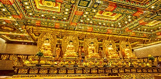 Grand Hall of Ten Thousand Buddhas
